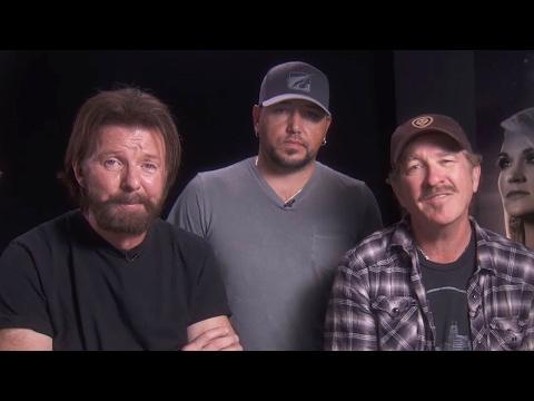 Brooks & Dunn and Jason Aldean | CMA 50th Awards Preview | CMA