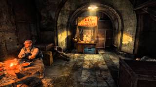 Metro 2033 Redux - PC 60 FPS Max Settings Gameplay