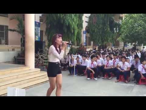 Giấc mơ thần tiên - Live Đông Nghi 9x THCS Nguyễn Hồng Đào - Hóc Môn