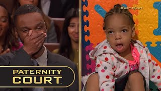 Mother and Potential Father Can't Agree On Anything (Full Episode)   Paternity Court