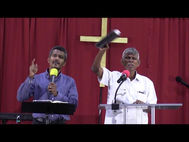 ACFI: Pastor P.T. Christoper on 09/09/2018