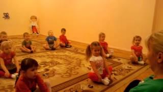 Урок танцев 3,5 года 2ч