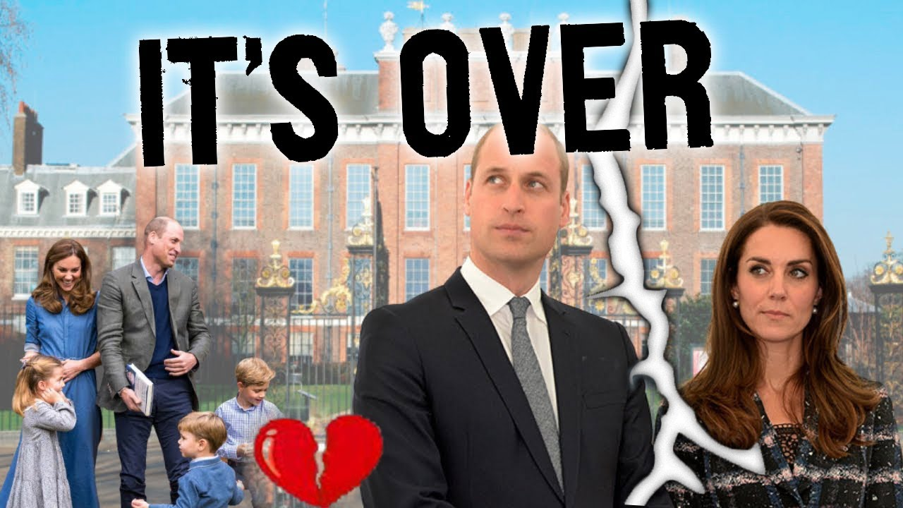 Download A few hours ago: Prince William divorces Kate!! The unexpected happened today! Shock for Royal