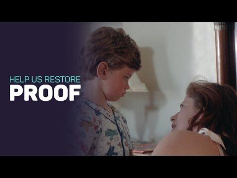 Actordirector Jeffrey Walker talks about PROOF 1991