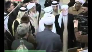 Kanthapuram AP Aboobacker Musliyar in Chechnya in an Historical Event