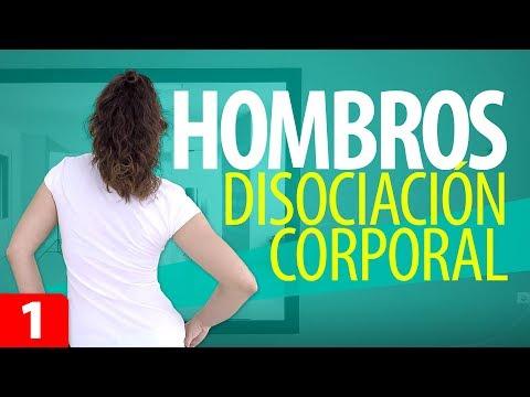 Cómo DISOCIAR los HOMBROS   Disociación Corporal #1   Movimientos de Hombros