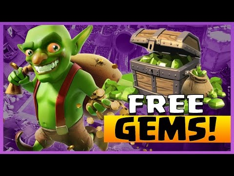 How To Get FREE Gems For New Updates! - Clash of Clans & Clash Royale - NEW METHOD FOR GEMS CoC 2016
