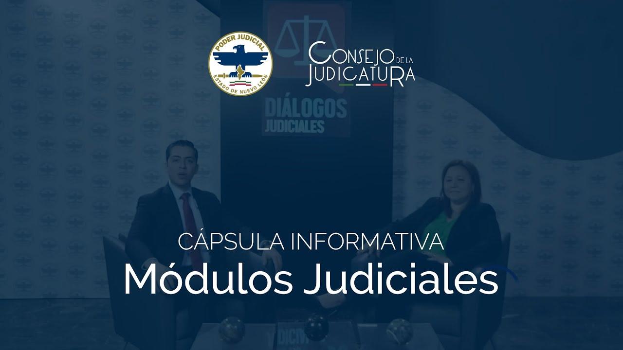 Módulos Judiciales Pjenl