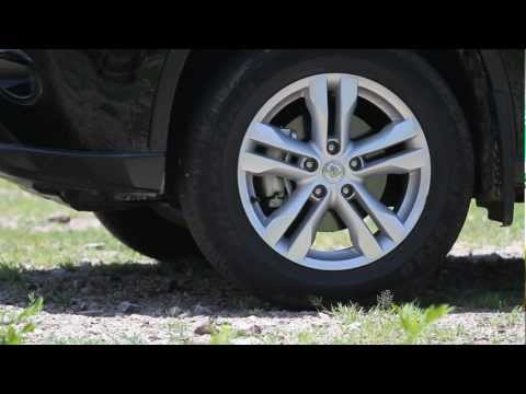 Test Drive Nissan X-Trail