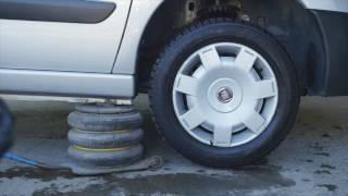 Fiat Scudo шиномонтаж(Записывайтесь на смену шин по тел.☎ (050) 513-71-96 Хорошие зимние шины - залог вашей езды, поэтому на этот элемент..., 2016-10-13T11:42:22.000Z)