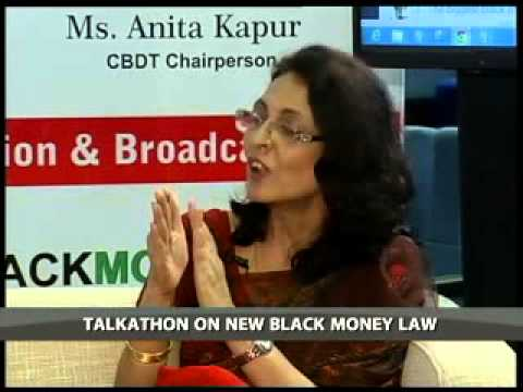 Talkathon on New Black Money Law