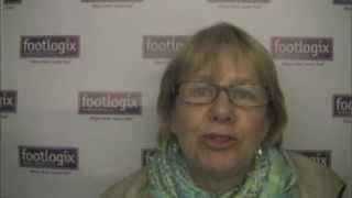 Why Elizabeth loves Footlogix