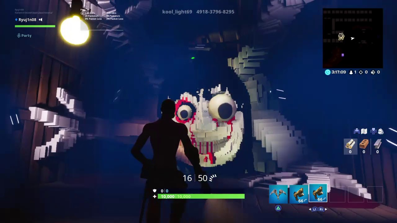 Very ducking scary japanese horror map | fortnite creative ...