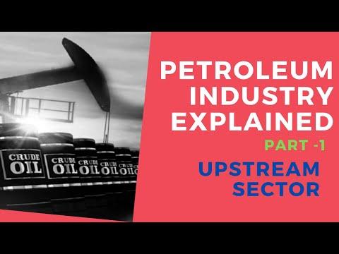 പെട്രോളിയം ഇന്റസ്ട്റി।Petroleum Industry Explained| Part-1| The upstream sector| Malayalam