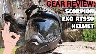 Gear Review Scorpion EXO AT950 Helmet