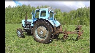 Трактор-РОБОТЯГА Т 40 ам