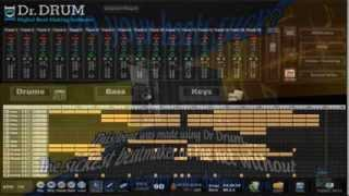Software to make beats used by professionals