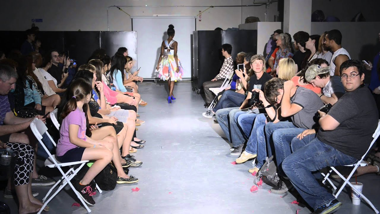 Texas A M University Commerce Spring Fashion Show 2015 Youtube