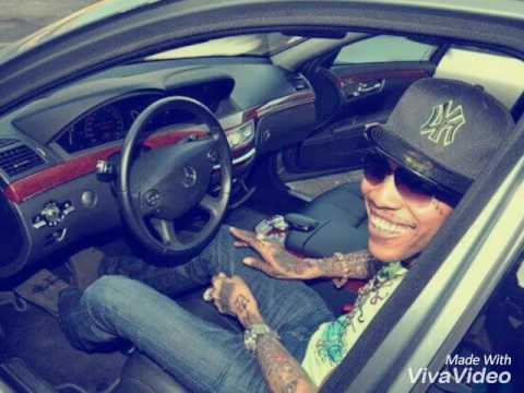 Vybz Kartel - Car Glass