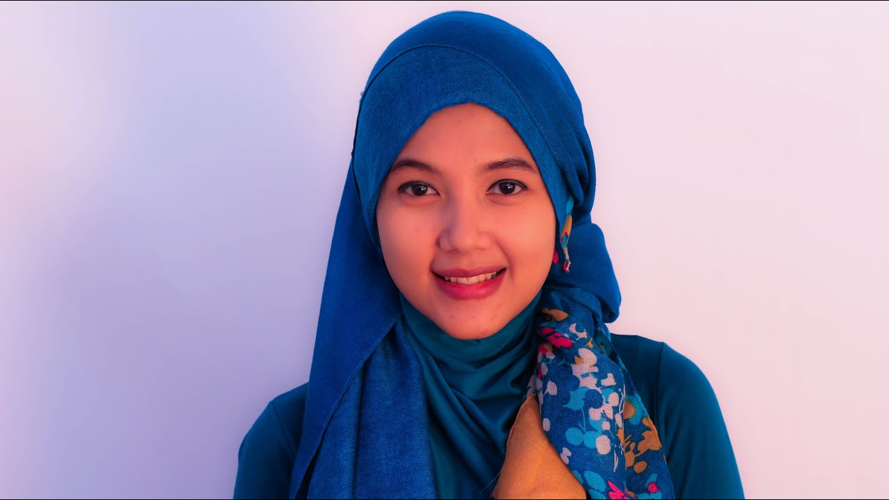 Tutorial Hijab Casual Untuk Ke Pesta YouTube