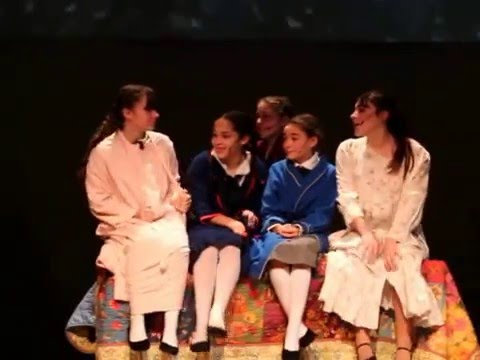 Maya Kharem performing 'The Lonely Goatherd' from The Sound of Music