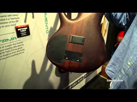 Ibanez Bass Workshop Walkthrough NAMM 2014