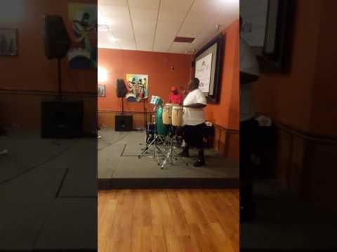Congo E - Mental Attraction Band @ Hartbeat Congo Hour Anniversary Show (gogo)