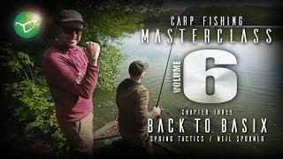 Korda Carp Fishing Masterclass Vol 6: Back To Basix Pt.1   Neil Spooner 2019