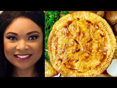 Meat Pie | Pie in a dish