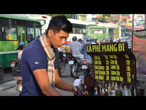 Sài Gòn Cà Phê Mang Đi | Saigon Take Away Coffee