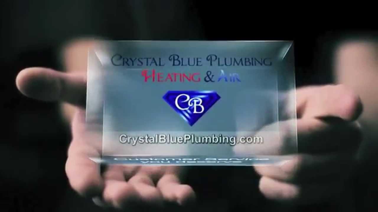 Award Winning Crystal Blue Plumbing Heating Air Youtube