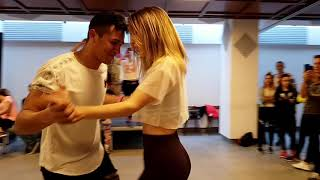 Download Sed de ti - Dustin Richie ( WorkShop Bachata Fusión By Yexy Jr. & Judit Jove ) Mp3 and Videos
