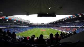 Basel V Sion Tifo