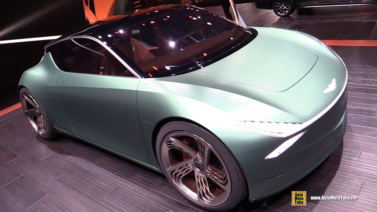 Genesis Mint Concept - Walkaround - 2019 NY Auto Show
