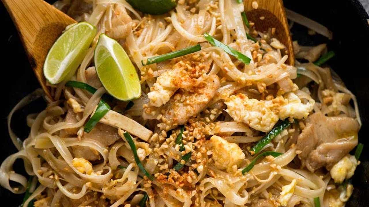 Pad Thai Recipetin Eats