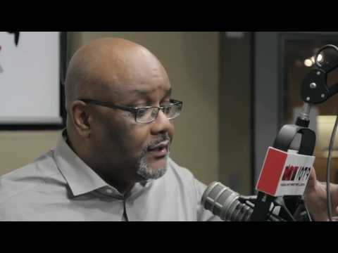 Dr. Boyce Watkins Interview with HOT 107.9's B.High