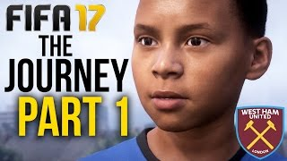 Video FIFA 17 THE JOURNEY Gameplay Walkthrough Part 1 - PRO CONTRACT (West Ham) #Fifa17 download MP3, 3GP, MP4, WEBM, AVI, FLV Desember 2017