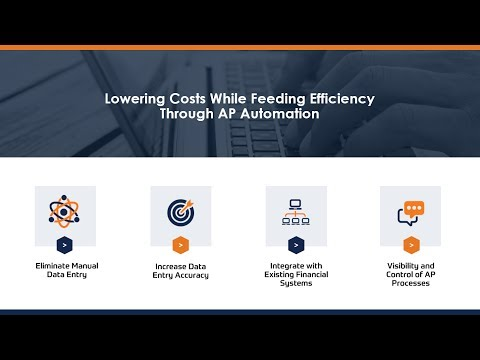Lowering Costs While Feeding Efficiency Through AP Automation