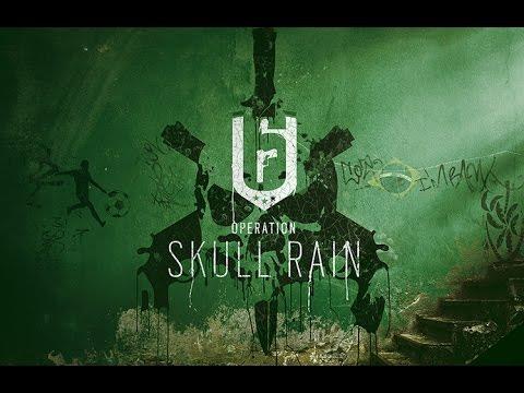 Opération Skull Rain - Aperçu de la carte Favela - Rainbow Six Siege