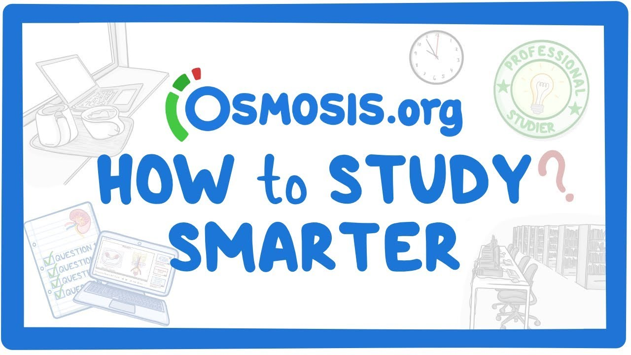Clinician's Corner: Tips on how to study smarter - YouTube