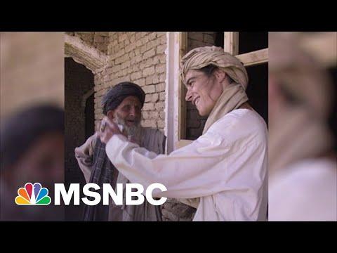 Former U.S. Advisor Details The Level Of Corruption In Afghanistan