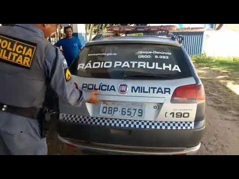 Mulher mata homem a facadas em Paranatinga; diz que ela e filha foram ameaçadas