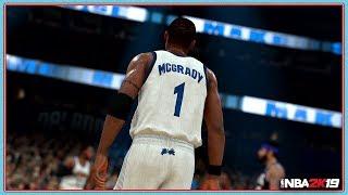 NBA 2K19 MyTEAM: Hall of Fame Theme Packs