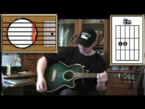 Woodstock Matthews Southern Comfort Acoustic Guitar Lesson