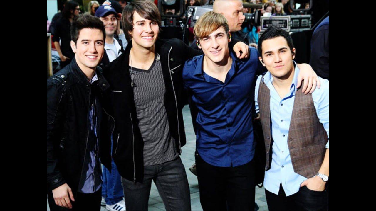 Big Time Rush - Big Time Rush Lyrics | MetroLyrics