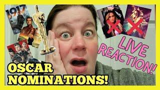 2020 Oscar Nominations Live Reaction! Joker Rules!