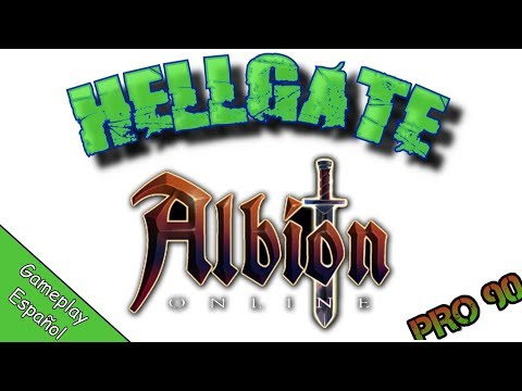 Albion Online PvP – Hellgate 2v2-Gameplay en español MUY DIVERTIDO!!