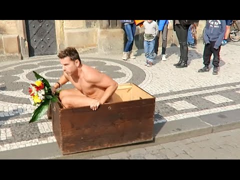 REVENGE 12 - Sexy Surprise Turns Into Public Humiliation Prank