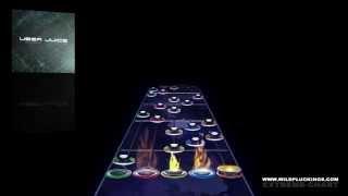 Uber Juice Guitar Hero Custom Song - ★ Extreme Chart ★
