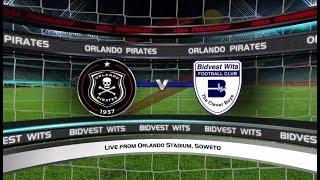 Absa Premiership 2017/18 - Orlando Pirates vs Bidvest Wits